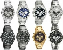 Invicta 173-174 Men's Pro Diver Chronograph 45mm - Choice of