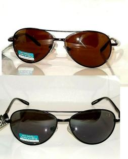 "2 Pack Foster Grant Aviator ""Driver 12"" Sunglasses One Day ,"