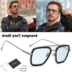 2019 Fashion Avengers Tony Stark Flight Style <font><b>Sungl