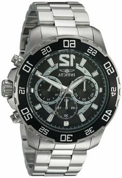 Invicta 22712 Men's Pro Diver Chronograph Stainless Steel Bl