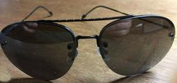 John Varvatos 58 mm aviator sunglasses - UNWORN - Retails up