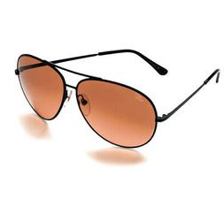 Serengeti 6826 Medium Aviator Henna Drivers Gradient Sunglas