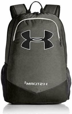 Under Armour Hustle 3.0 Backpack, Ultra Blue /White, One Siz