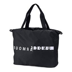 Under Armour Women's Favorite Graphic Tote, Black /White, On
