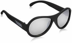 Babiators Aces Shades Fueled, Black Ops Black with Mirrored