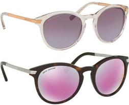 Michael Kors Adrianna III Women's Rounded Cat-Eye Sunglasses
