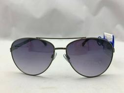 APT 9 $26 AVIATOR SUNGLASSES w/ RHINESTONES Patterned Temple