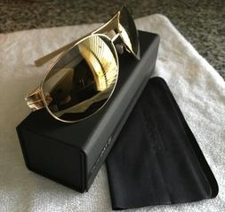 Authentic TAG Heuer Sunglasses Gold Aviator Sunglases TH0253