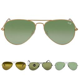Ray Ban Aviator  Men's Sunglasses 58-14
