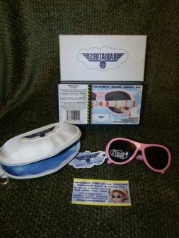 BABIATORS Aviator Polarized Kids Classic Ages 3-7 in Superso