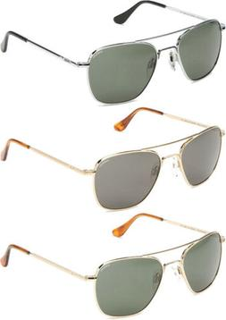 cb4f61231d96 Editorial Pick Randolph Engineering Aviator Skull/Bayonet Men's Sunglasses