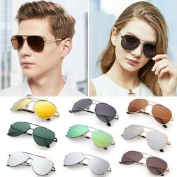 Aviator Sunglasses For Men Women Outdoor Driving Eyewear Spo