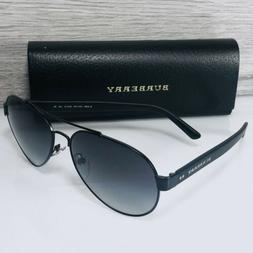 8fc1eb3eec40 Women s Burberry 59Mm Aviator Sunglasses - Matte Black