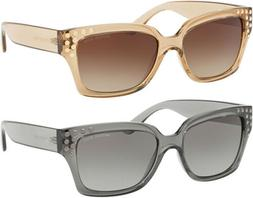 Michael Kors Banff Women's Crystal Studded Sunglasses w/ Gra