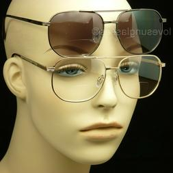 Bifocal reading glasses sunglasses extra large lens pilot sp