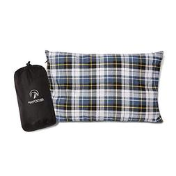 REDCAMP Outdoor Camping Pillow Lightweight, Flannel Travel P
