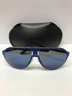 Carrera Champion Aviator Sunglasses Blue 6VXXT - Made in Ita
