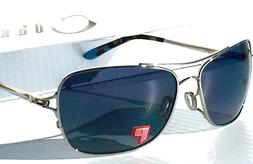 Oakley Women's Conquest OO4101-04 Polarized Iridium Aviator