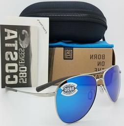 New Costa Del Mar COOK Titanium Polarized Sunglasses Palladi