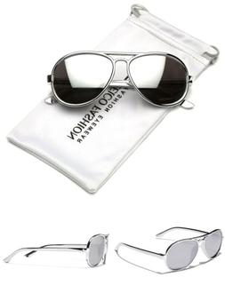 Cool Kids Aviator Uv400 Sunglasses For Babies And Toddlers A