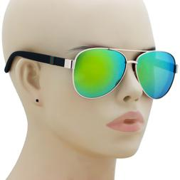Designer Aviator Sunglasses for Women Men Case Vintage Sport