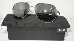 Men's Oakley Elmont 60Mm Polarized Aviator Sunglasses - Grey