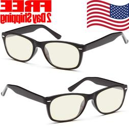 GAMMA RAY ESSENTIALS GR E-801-C1 Computer Glasses with UV Pr