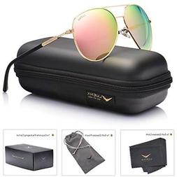 fishing apparel womens aviator sunglasses polarized by