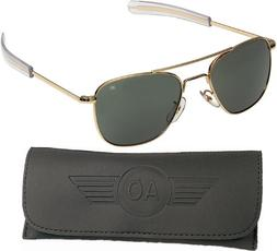 """GENUINE GOVERNMENT AIR FORCE PILOTS SUNGLASSES BY """"AMERICA"""