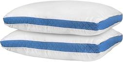 Utopia Bedding Gusseted Quilted Pillow Standard/Queen 18 x 2