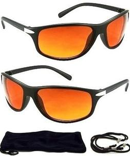 hd driving aviator sunglasses golf vision blue