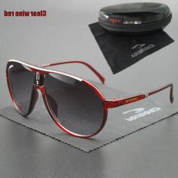 Hot Fashion Men Women Retro Sunglasses Unisex Square Matte F