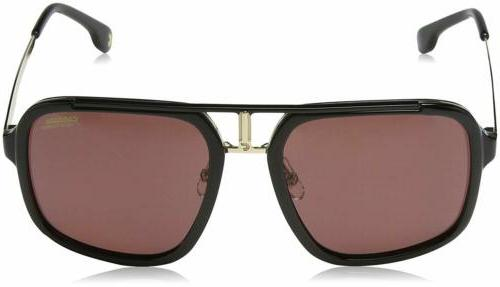 CARRERA 1004/S SUNGLASSES BURGUNDY POLARIZED 57MM