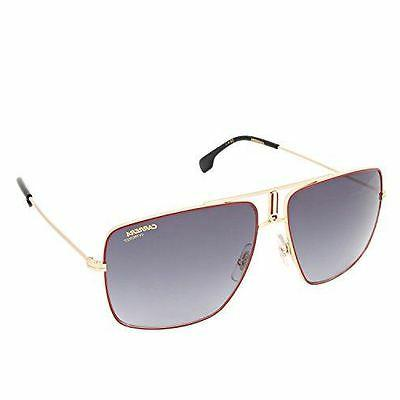 Carrera 1006/s Aviator Sunglasses, Red Gold, 60 mm