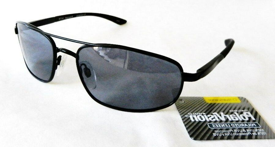 Style Science PolarVision Polarized Men's Aviator Sunglasse
