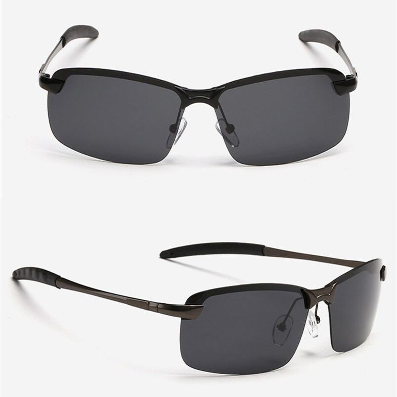 AORON 2019 Mens Glasses Metail Glasses <font><b>Driving</b></font> for Accessories