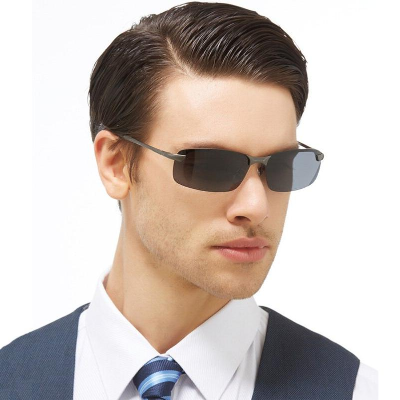 AORON Polarized Metail Glasses Accessories S4