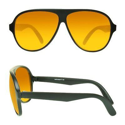 Aviator Blocker Vision Plastic Large Size