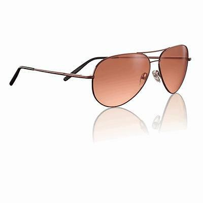 aviator medium henna frame