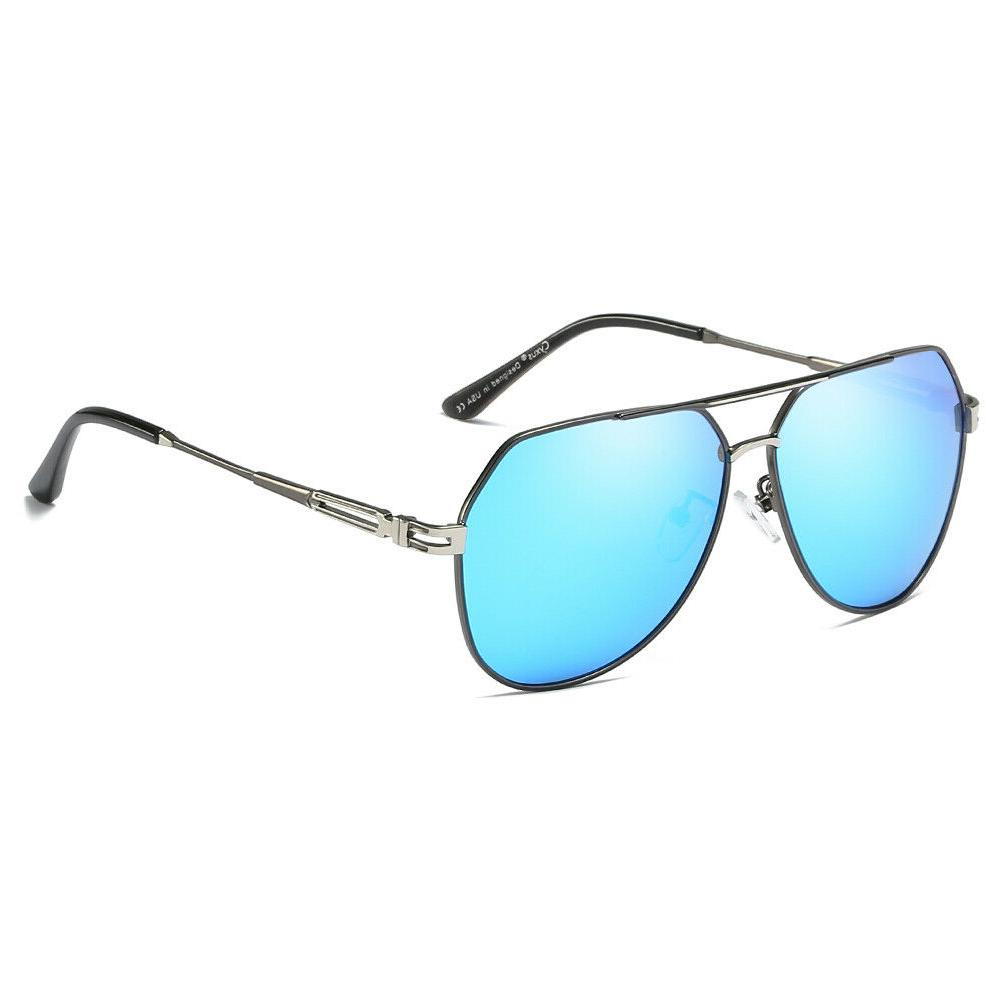 Cyxus Aviator Polarized Men Sunglasses for UV Protection Ant