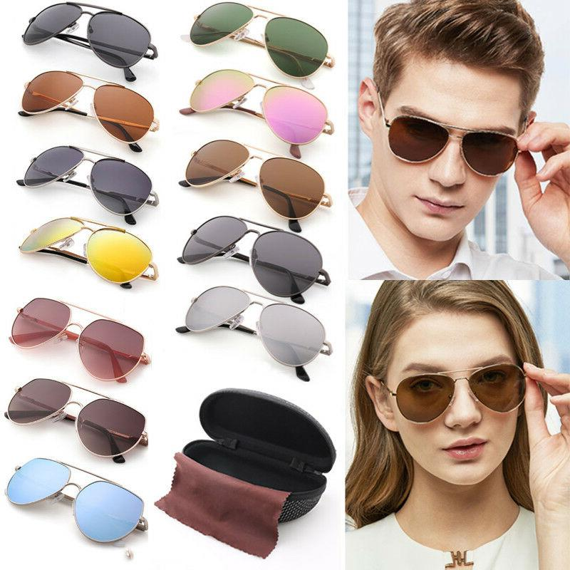 aviator polarized sunglasses for women men girls