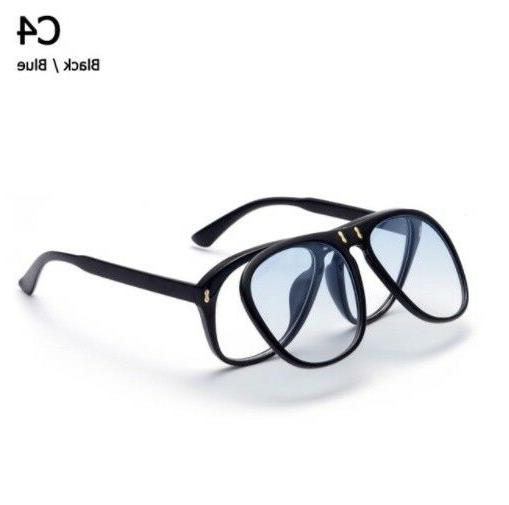 Aviator Style Up Sunglasses Fashion Accessories