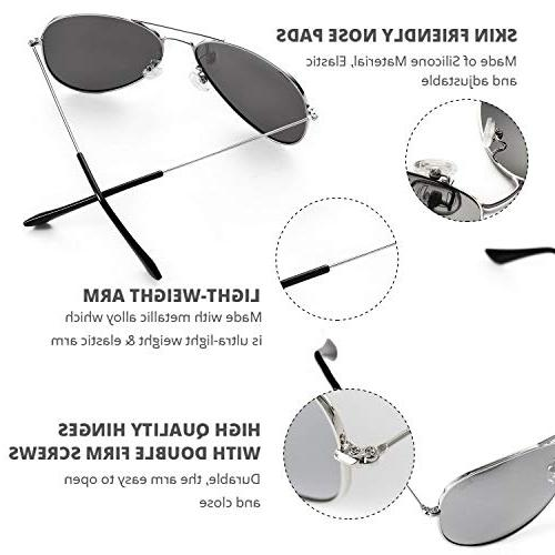 Versol Men Polarized Frame and Protection Classic