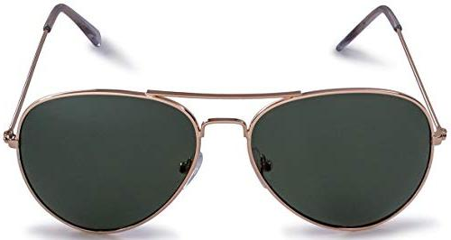 Aviator Gold frame with G15 lens and Gold with Pink
