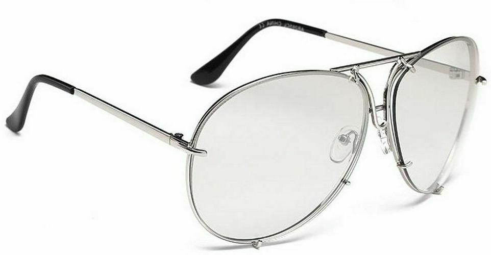 Big Frame Sunglasses Men Women Eyewear UV400 Photochromic