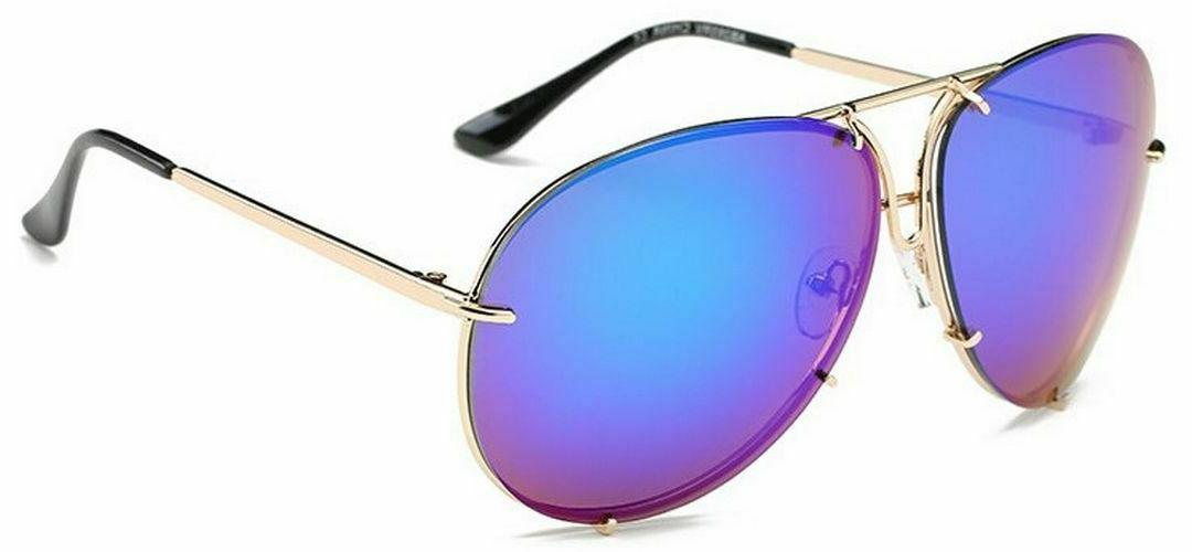 Big Aviation Sunglasses Men Eyewear Photochromic