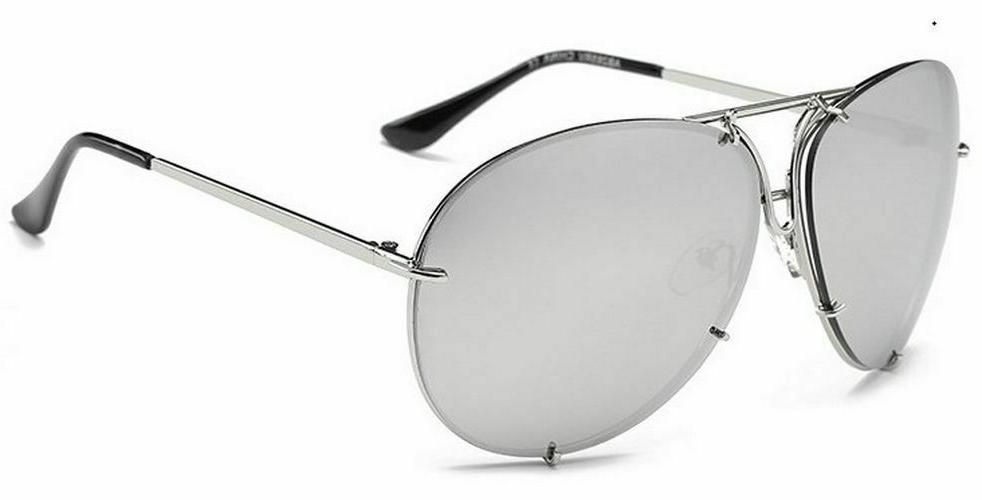 Big Frame Men Women Eyewear UV400 Photochromic