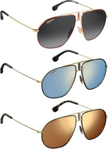 bound men s gold tone aviator sunglasses