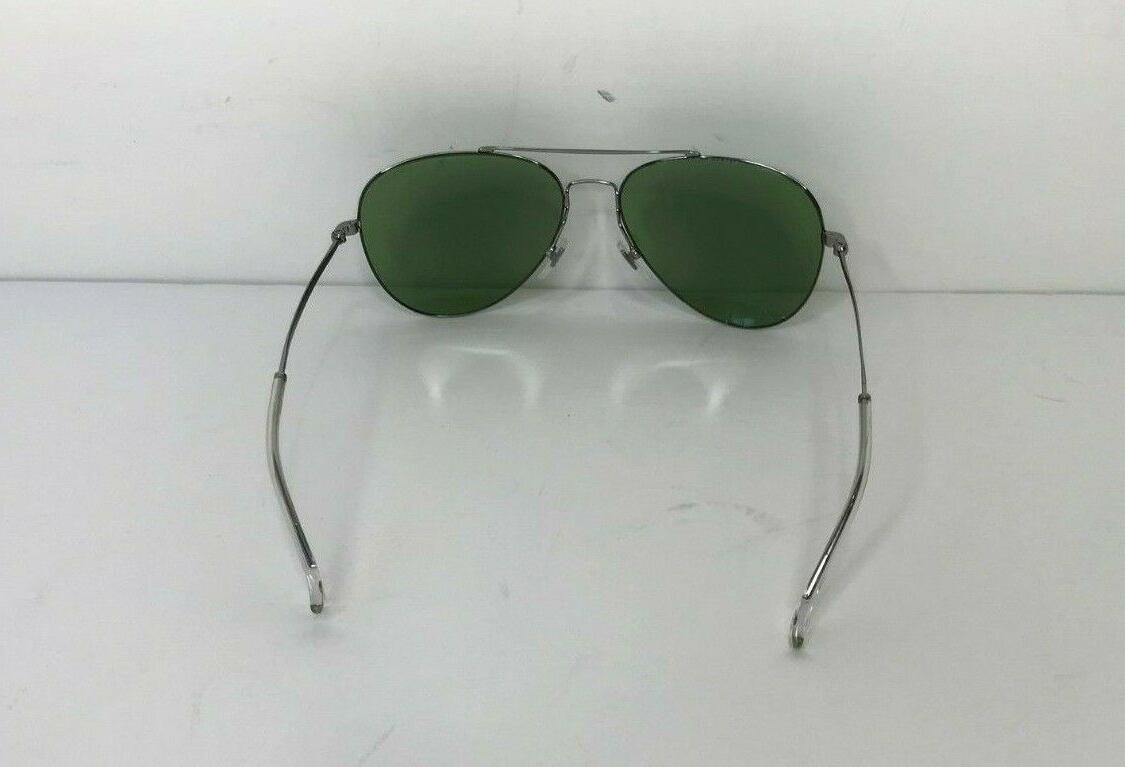 Brand New Sunglasses GG0500S 003 Ruthenium Green
