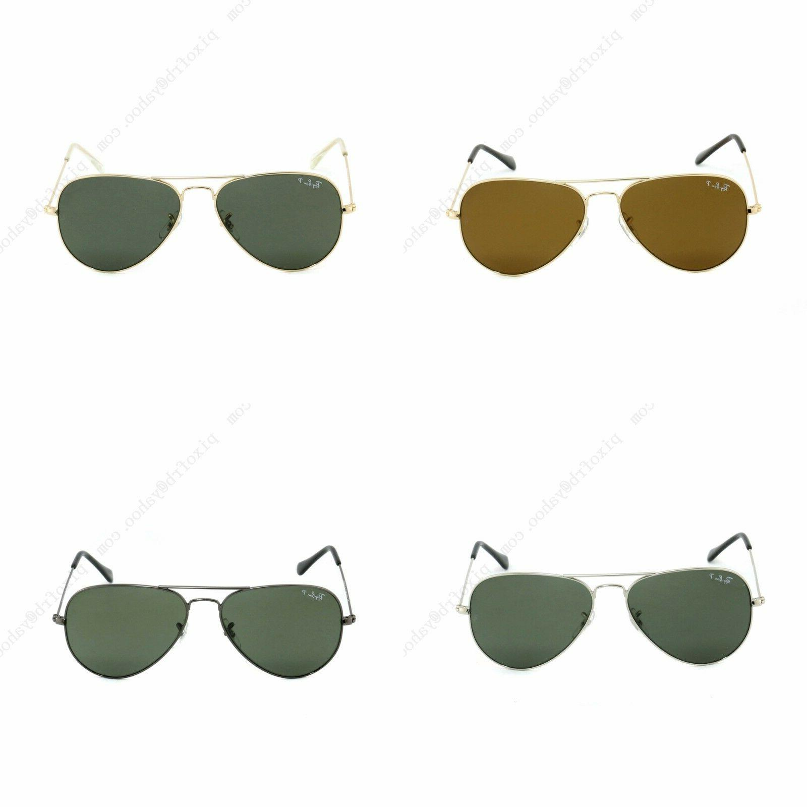 5b2f832c62d Brand New!! Ray-Ban Aviator Large Metal .